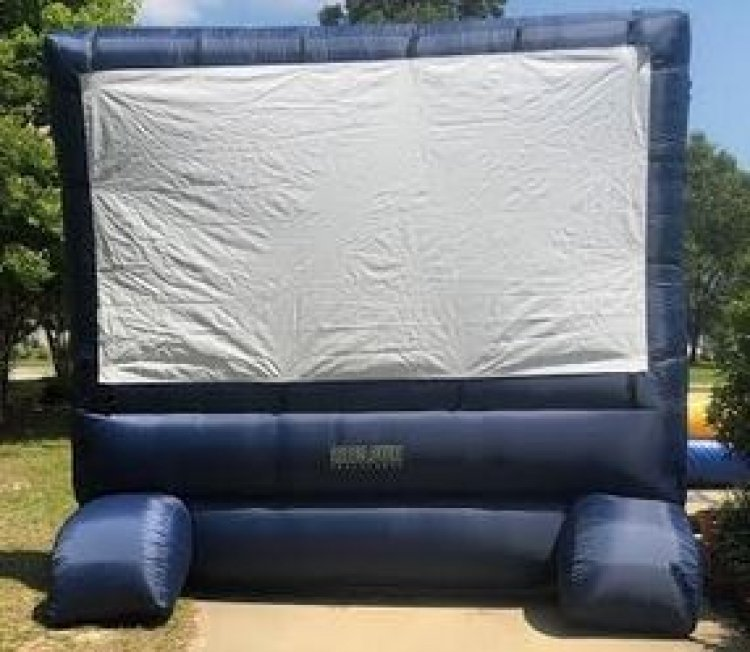 12' Inflatable Screen