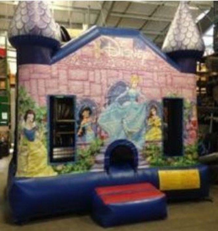Disney Princess Bounce House